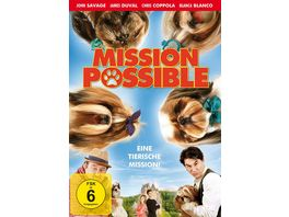 Mission Possible Eine tierische Mission