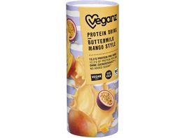 BIO Veganz Protein Drink Buttermilk Mango Style