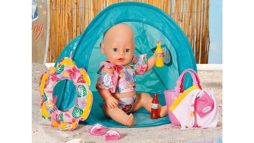 Zapf Creation - BABY born Holiday Strand Set