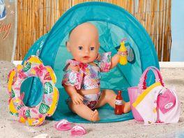 Zapf Creation BABY born Holiday Strand Set