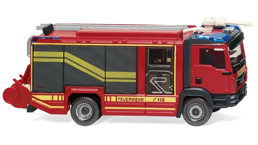 Wiking 061245 1 87 Feuerwehr AT LF MAN TGM Euro 6 Rosenbauer