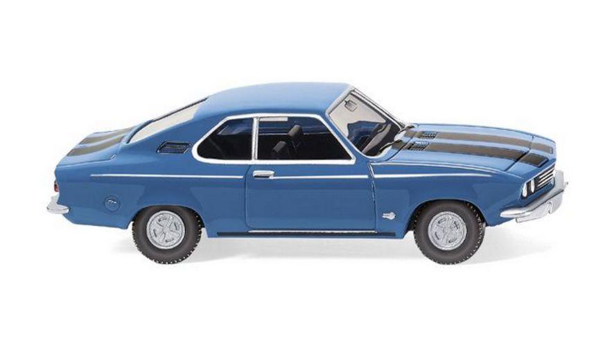 Wiking 0827 11 -  1:87 Opel Manta A - Le Mans Blau