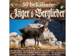 30 bekannte Jaeger Berglieder