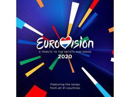 EUROVISION A TRIBUTE TO ARTISTS AND SONGS 2020