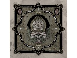 Obsidian Ltd Digipak incl 2 Bonus Tracks