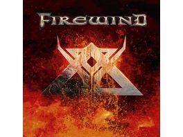 Firewind Digipak