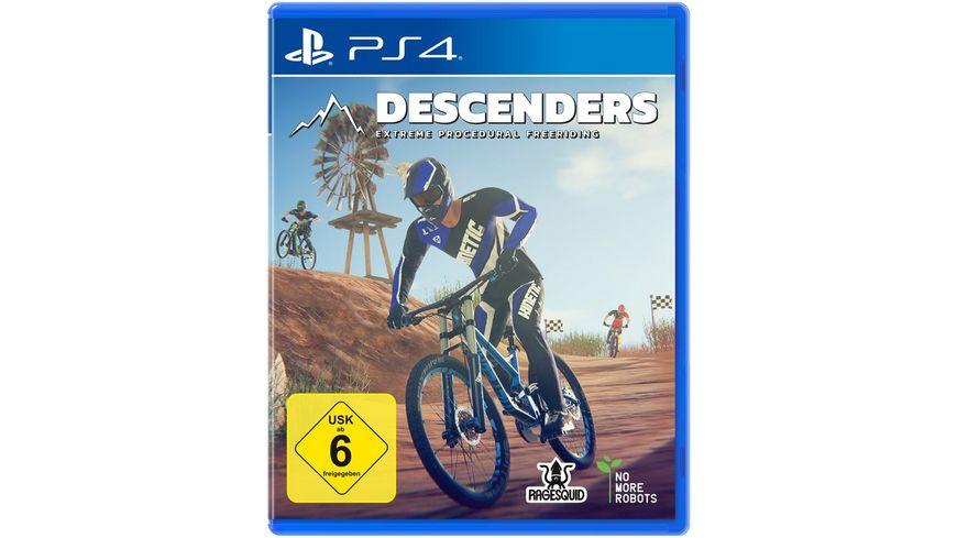 Descenders - Extreme Freeriding