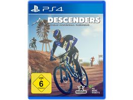Descenders Extreme Prozeduales Freeriding