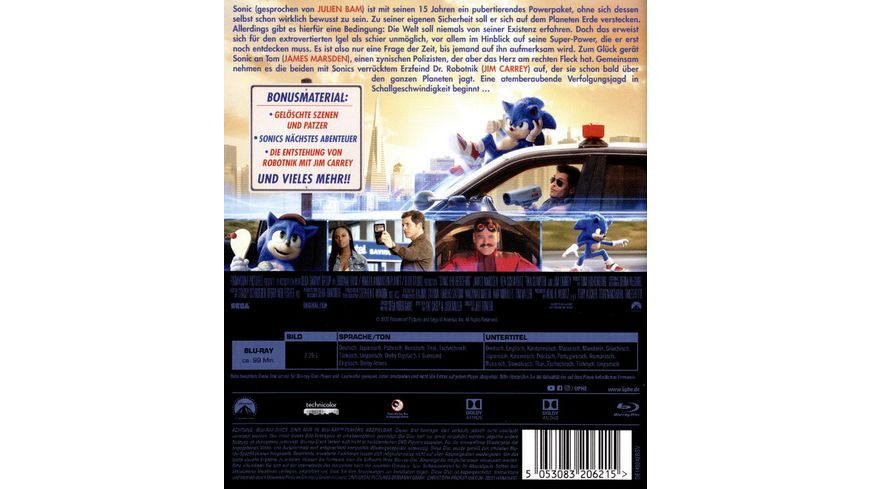 Sonic the Hedgehog