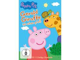 Peppa Pig Gerald Giraffe ist schon gross und andere Geschichten