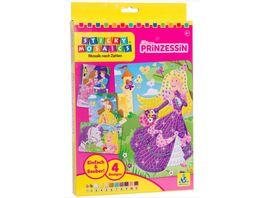 Sticky Mosaics Glitzer Prinzessin