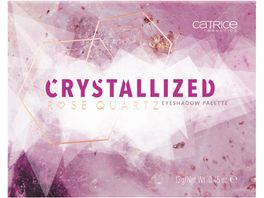 Catrice Crystallized Rose Quartz Eyeshadow Palette