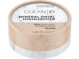 Catrice Clean ID Mineral Swirl Highlighter