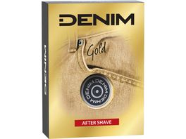 DENIM MAN Gold After Shave
