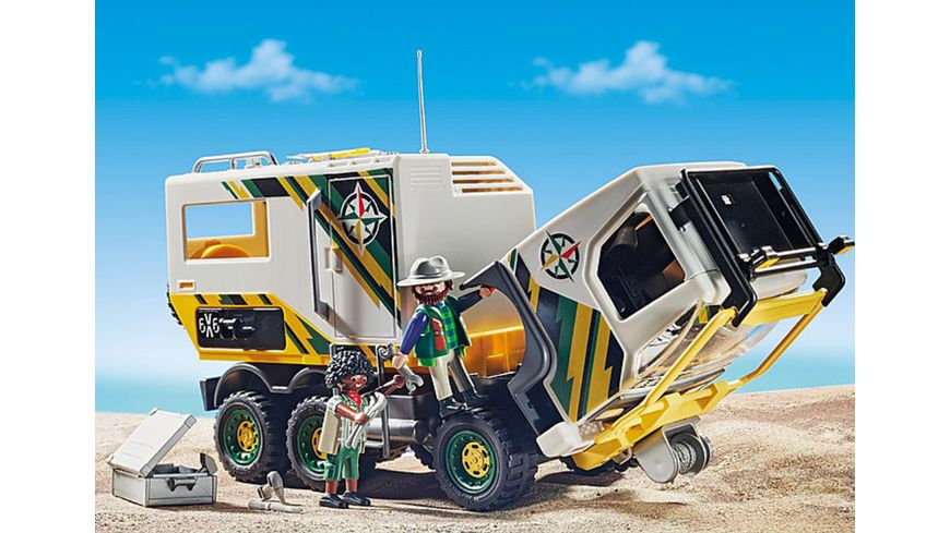 PLAYMOBIL 70278 WILD LIFE Expeditionstruck