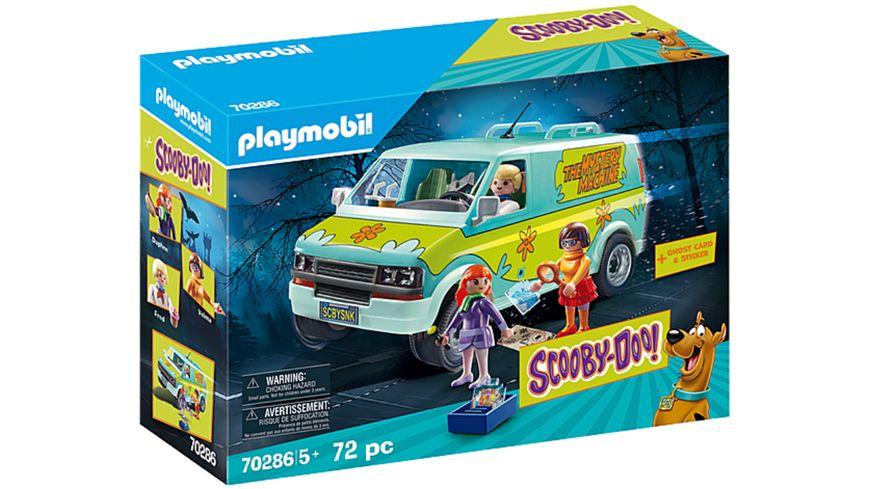 PLAYMOBIL 70286 - SCOOBY-DOO! - Mystery Machine