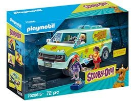 PLAYMOBIL 70286 SCOOBY DOO Mystery Machine