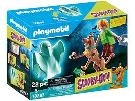 PLAYMOBIL 70287 SCOOBY DOO Scooby und Shaggy mit Geist