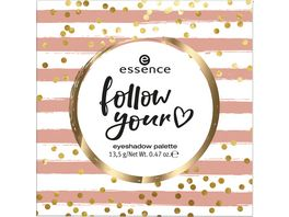 essence follow your eyeshadow palette