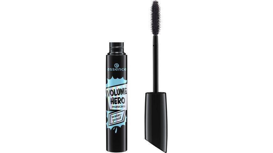 essence volume hero mascara waterproof