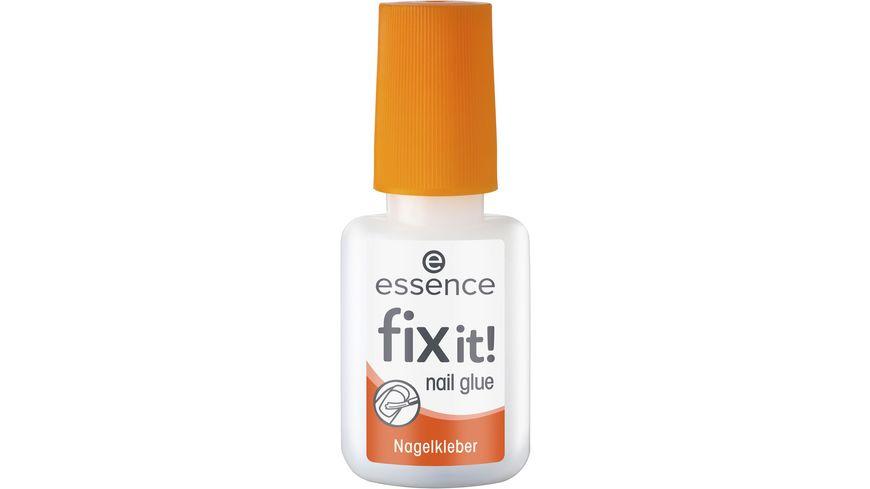 essence fix it nail glue