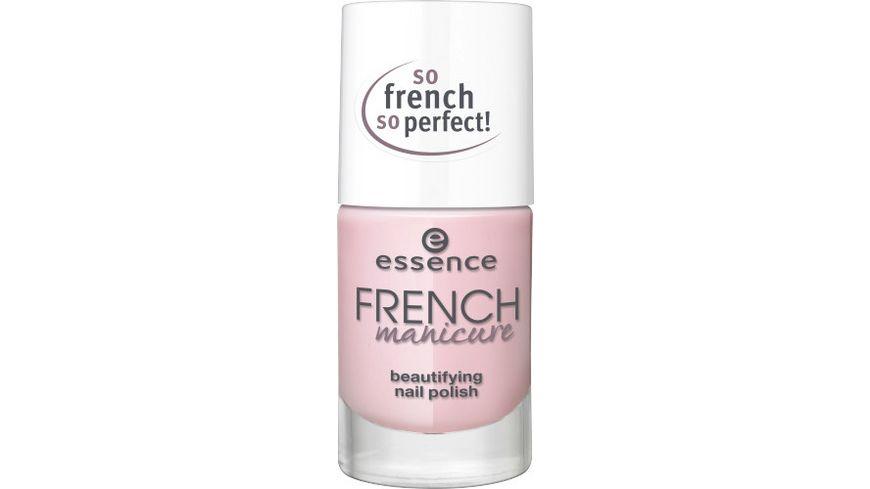 essence french manicure beautifying nail polish