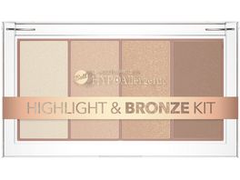 HYPOAllergenic Highlight Bronze Kit