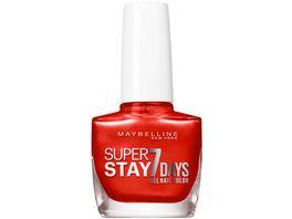 MAYBELLINE NEW YORK Super Stay 7 Days Nagellack