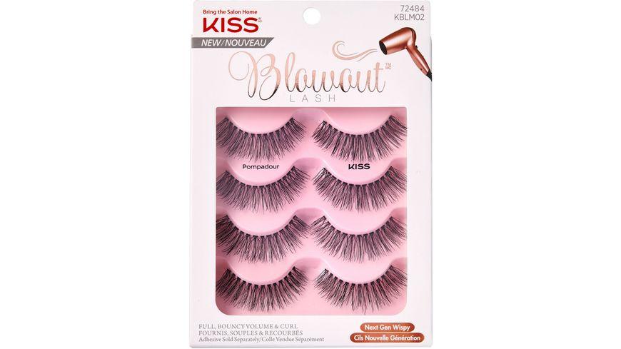 KISS Wimpernband Blowout Wimpern, KBLM02C