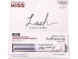 KISS LASH COUTURE Wimpernkleber transparent