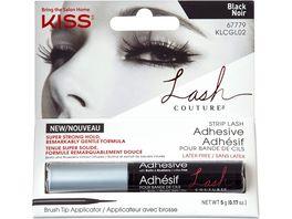KISS LASH COUTURE Wimpernkleber schwarz