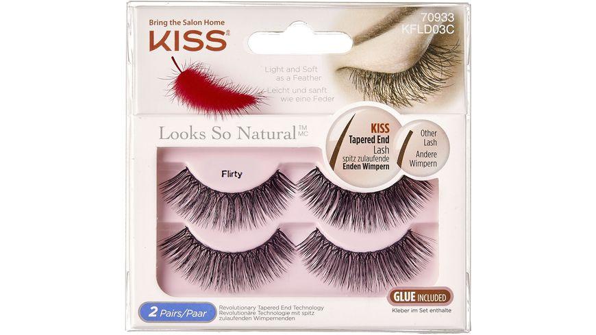 KISS Wimpernband So Natural, KFLD03C