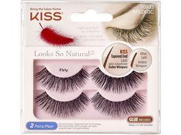 KISS Wimpernband So Natural KFLD03C