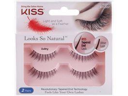 KISS Wimpernband So Natural KFLD02C