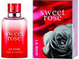 LA RIVE Sweet Rose Eau de Parfum