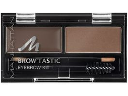 MANHATTAN COSMETICS Brow Tastic Eyebrow Kit
