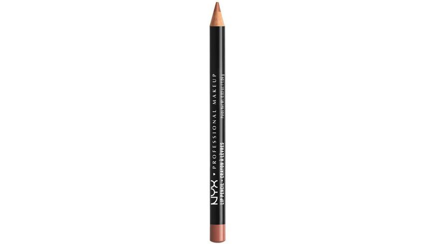 NYX PROFESSIONAL MAKEUP Lipliner Slim Lip Pencil