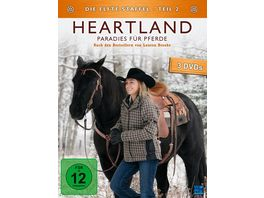 Heartland Paradies fuer Pferde Staffel 11 2 3 DVDs