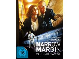 Narrow Margin 12 Stunden Angst Mediabook DVD