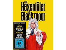 Der Hexentoeter von Blackmoor 2 Bonus DVDs 1 CD 2 BRs