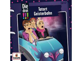 067 Tatort Geisterbahn