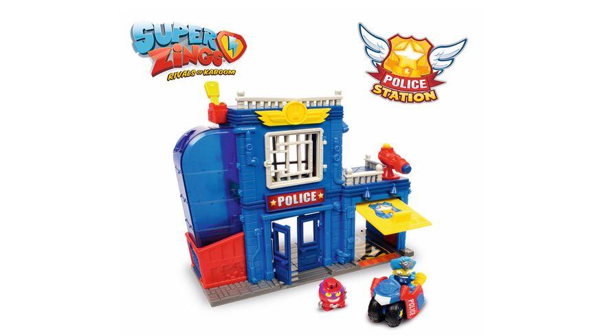 SuperZings - Polizeiwache