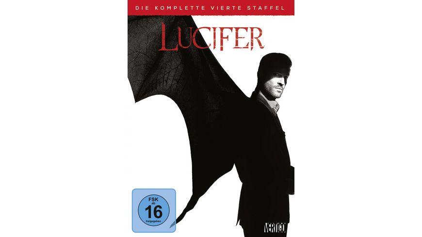 Lucifer Die komplette 4 Staffel 2 DVDs