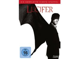 Lucifer Die komplette 4 Staffel 3 DVDs