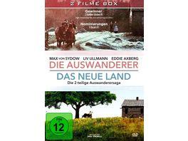Die Auswanderer Das Neue Land 2 Filme Box