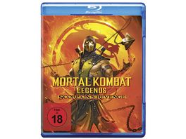 Mortal Kombat Legends Scorpion s Revenge
