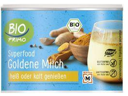 BIO PRIMO Superfood Goldene Milch Pulver