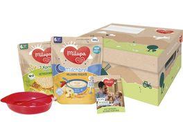 Milupa Milch und Getreidebrei Brei Paket ab dem 6 Monat