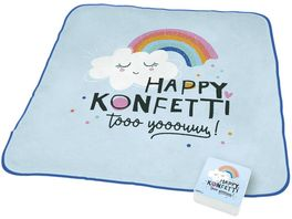 H PPYlife Magic Towel Regenbogen