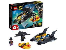 LEGO DC Comics Super Heroes 76158 Verfolgung des Pinguins mit dem Batboat